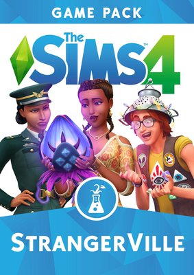 [PC] The Sims 4: StrangerVille (2019) Multi - SUB ITA + DLC