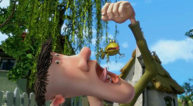 Afacan ve Kurbağa Surat Ekran Görüntüsü 1