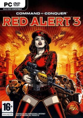 [PC] Command & Conquer: Red Alert 3 (2008) [PROPHET] Multi - FULL ITA