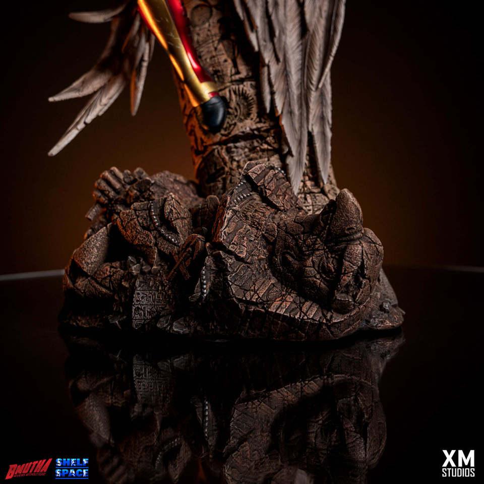 Premium Collectibles : Hawkman 1/6 9rsjhp