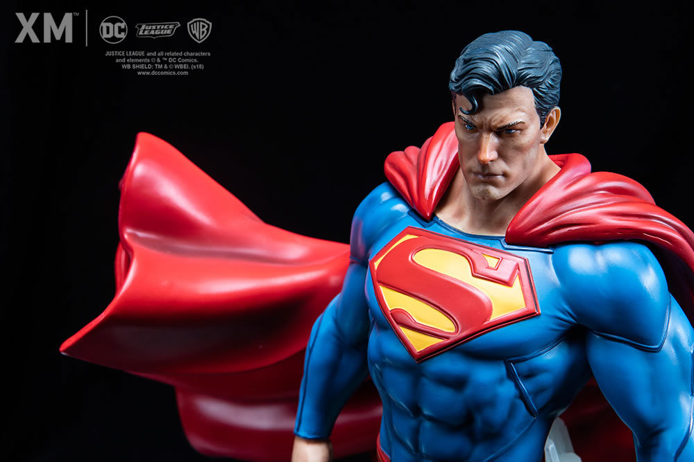 Premium Collectibles : JLA Superman 1/6**   9sbjry