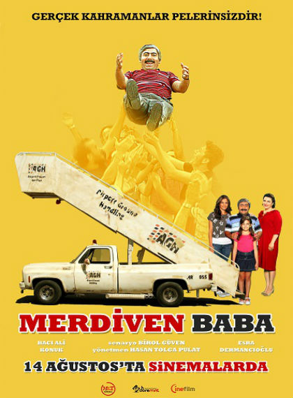 Merdiven Baba | 2015 | DVDRip XviD | Yerli Film - Tek Link