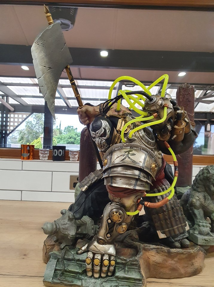 Samurai Series : Bane 9t6jor