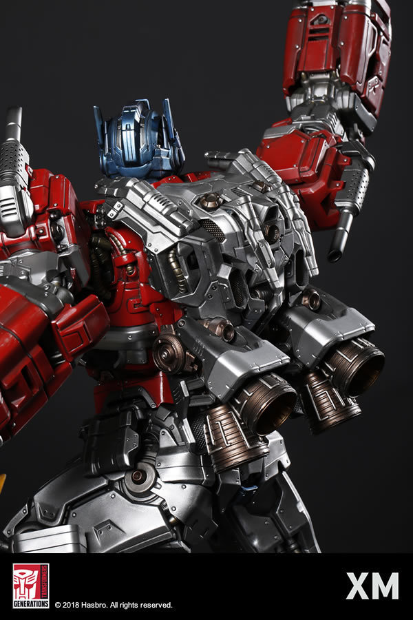 Premium Collectibles : Transformers - Optimus Prime (G1) - Page 2 9uyocf