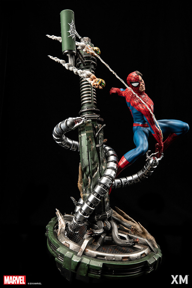Premium Collectibles : Spiderman** 9xaicp
