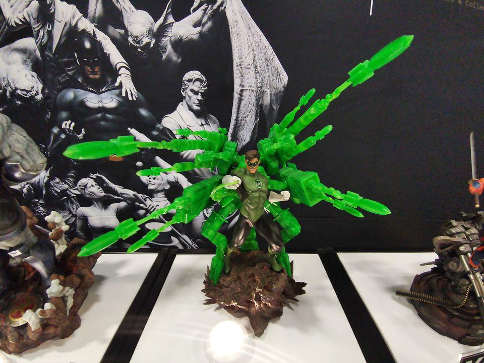 Premium Collectibles : JLA Green Lantern 1/6**   9xfjdh