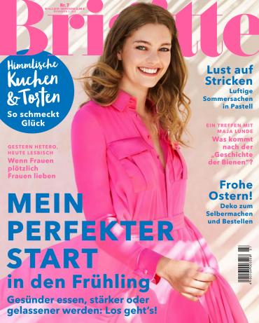 Brigitte Frauenmagazin No 07 vom 14. März 2018