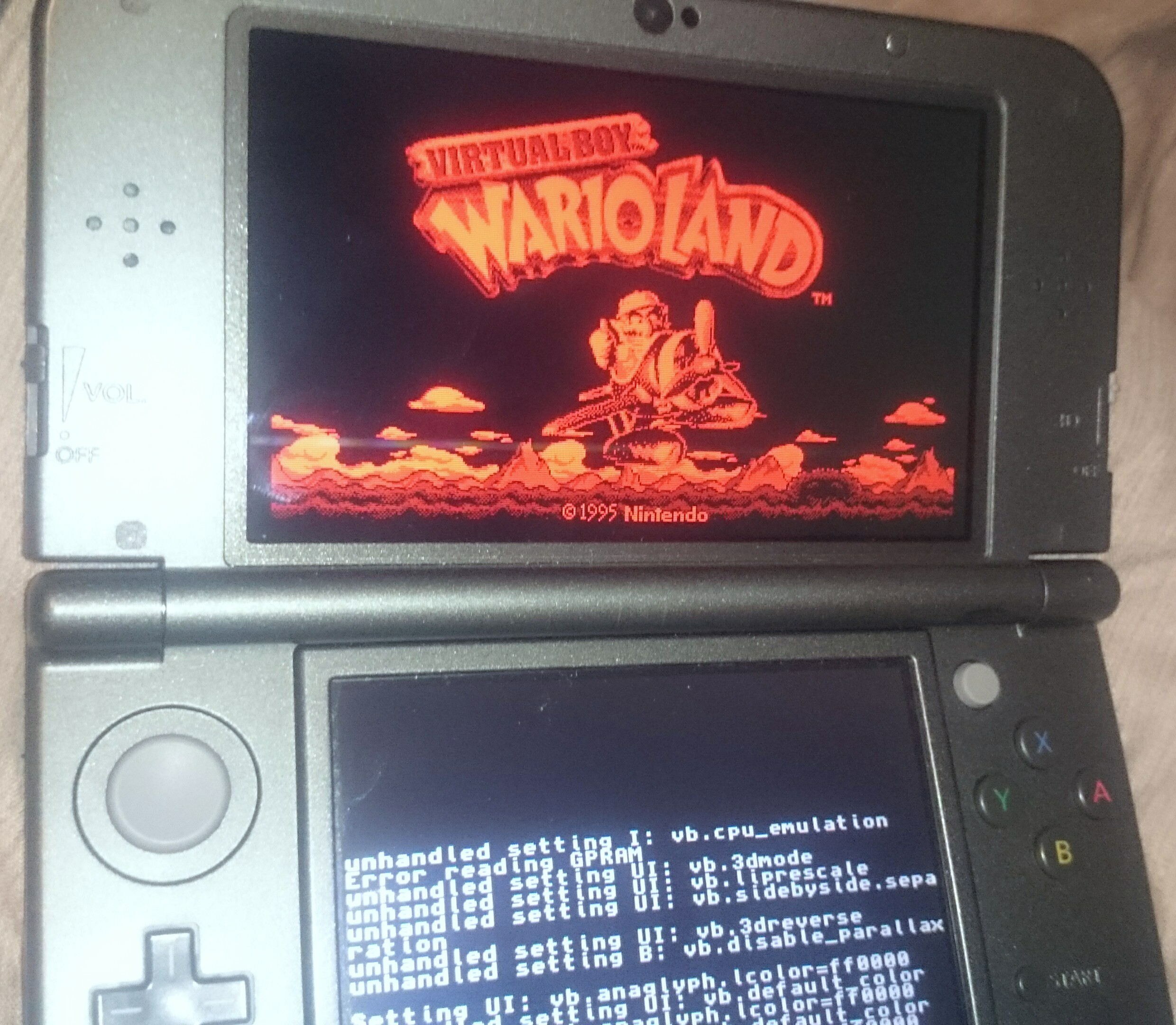 run gba games on 3ds