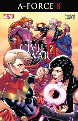 aforce08cover