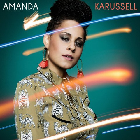 Cover: Amanda - Karussell (2017)