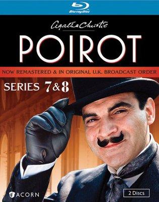 Poirot - Stagione 8 (2001) [Completa 2/2] .avi BDRip AC3 ENG - ITA