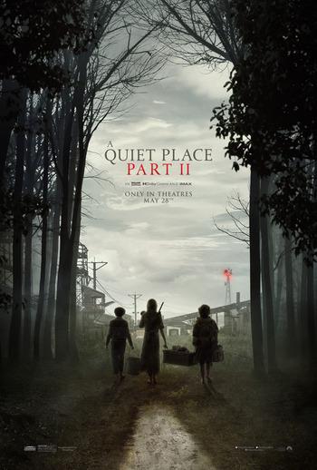 A Quiet Place Part II 2020 720p BluRay DD5 1 x264-iFT