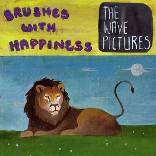 The Wave Pictures - Brushes With Happiness (2018)