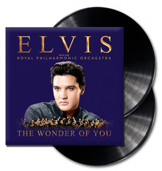 THE WONDER OF YOU - ELVIS PRESLEY WITH THE ROYAL PHILHARMONIC ORCHESTRA A130-1650lp31sha