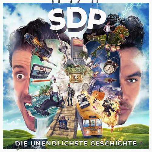 SDP - Die Unendlichste Geschichte (Deluxe Edition) (2019)