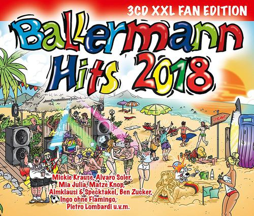 Ballermann Hits 2018 (XXL Fan Edition) (2018)