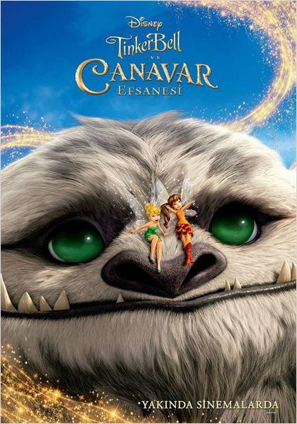 Tinker Bell ve Canavar Efsanesi (2015) Film İndir