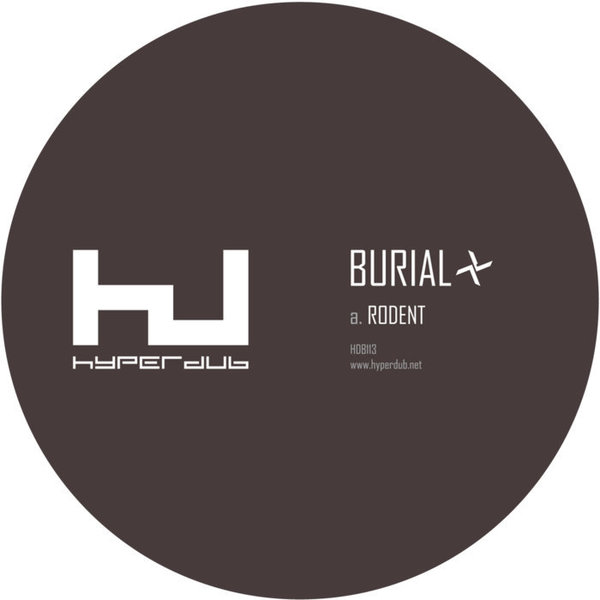 Burial - Rodent (2017)