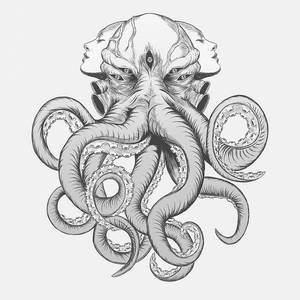 Electric Octopus - Under A Black Moon (2016)