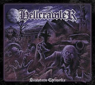 Hellcrawler – Sandstorm Chronicles (2016) [+320 kbps]