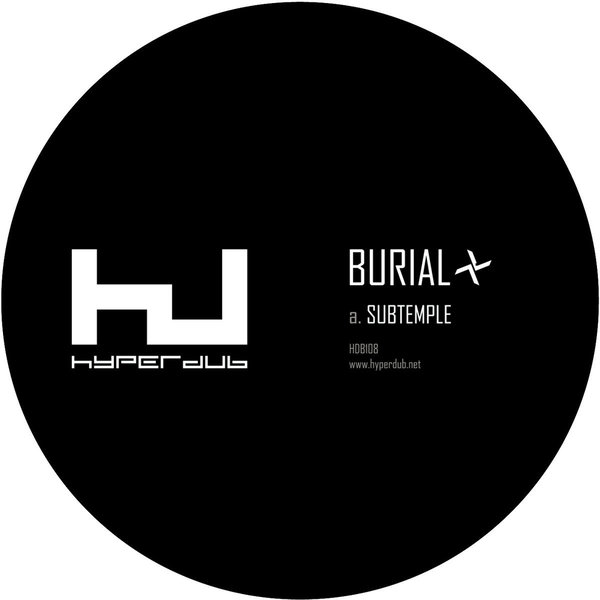 Burial - Subtemple (2017)