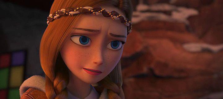 Karlar Kraliçesi 3: Ateş ve Buz Ekran Görüntüsü 1