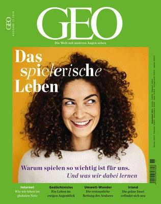 Geo Magazin - Die Welt mit anderen Augen sehen November No 11 2018