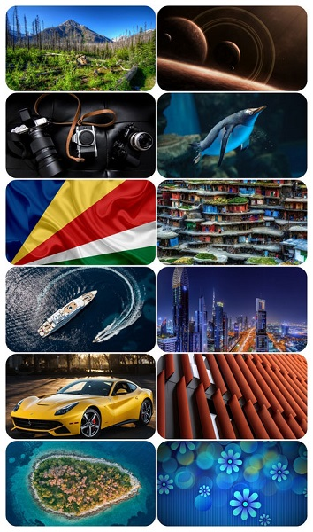 Beautiful Mixed Wallpapers Pack 925