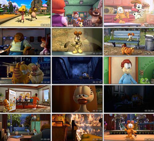 Garfield Geri Dönüyor Ekran Görüntüsü 1