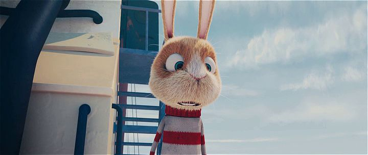 Cesur Tavşanın Sihirli Macerası Ekran Görüntüsü 1
