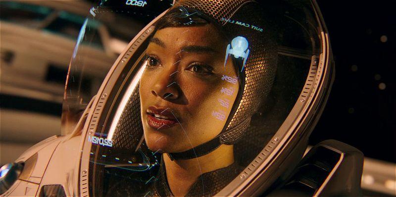 Star Trek: Discovery: 1.Sezon Tüm Bölümler Ekran Görüntüsü 1