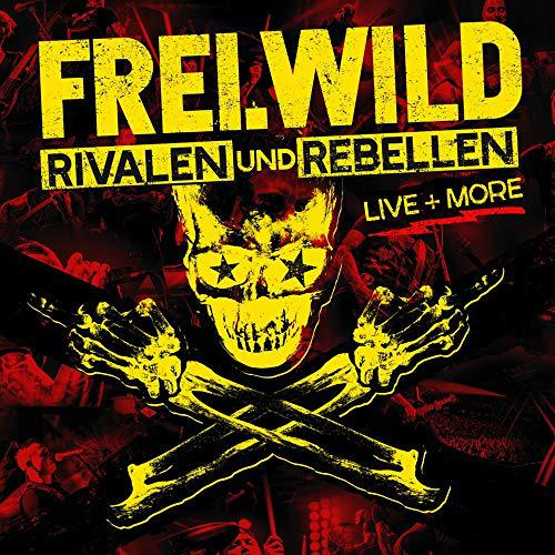 Frei.Wild - Rivalen Und Rebellen (Live + More) (2018)
