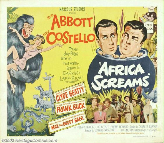 Abbott Und Costello