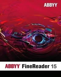 Abbyy Finereader 15o1k55