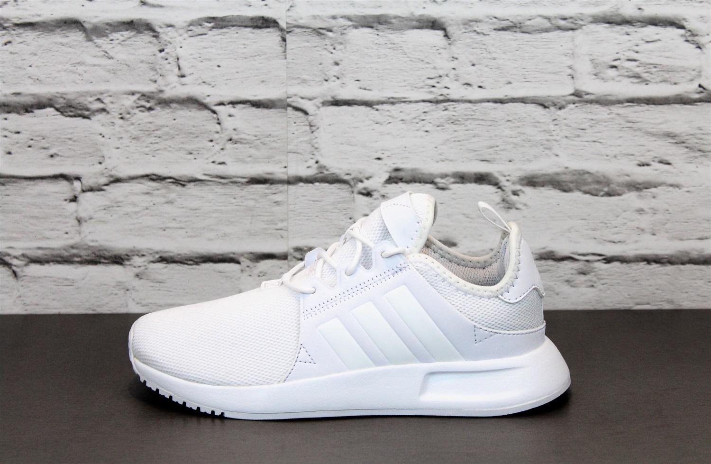 Adidas Originals Weiß X Plr C Niedrige Schuhe Textile Mädchen