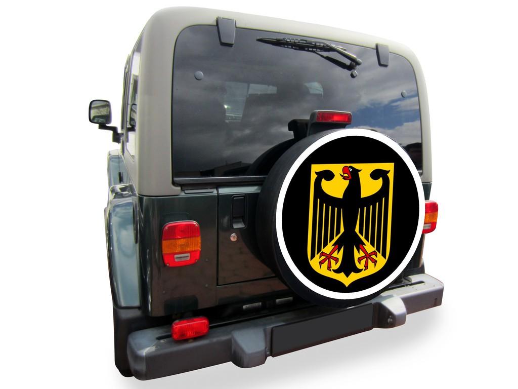 Reserveradabdeckung Reserveradhülle Reifencover 62X22cm