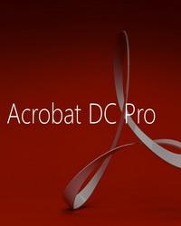 Adobe Acrobat Pro Dckjjyf