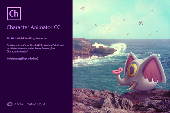 download Adobe Character Animator CC 2019 v2.0