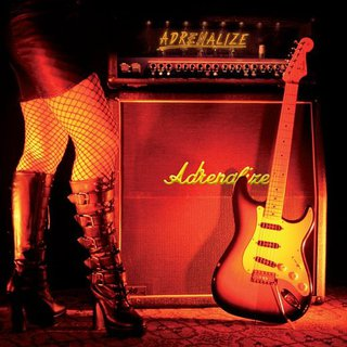 Adrenalize – Adrenalize (2016)