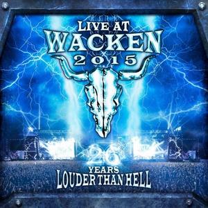 VA - Live at Wacken 2015 – 26 Jahrs Louder