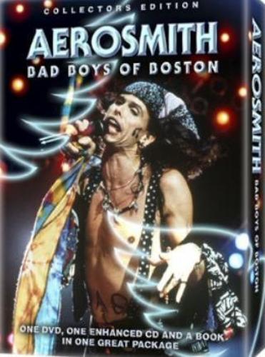 Aerosmith – Bad Boys Of Boston (2009) [DVD5]