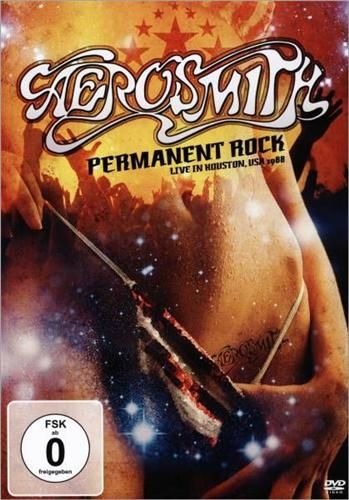 Aerosmith - Permanent Rock: Live in Houston 1988 (2011) [DVDRip]