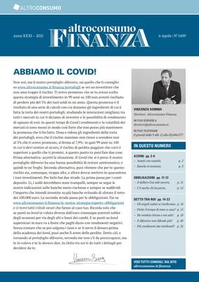 Altroconsumo Finanza N.1409 - 06 Aprile 2021