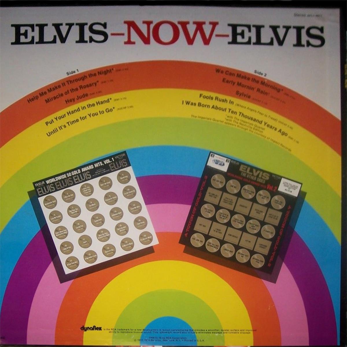 ELVIS NOW Afl1-4671bafkai