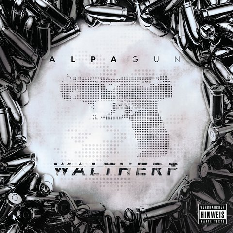 Cover: Alpa Gun - Walther-P (2017)