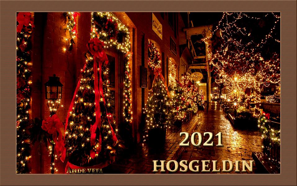 2021 Hosgeldin Yeniyıl