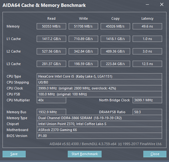 Who actually has an i5-8400? | Page 2 | Overclockers UK Forums
