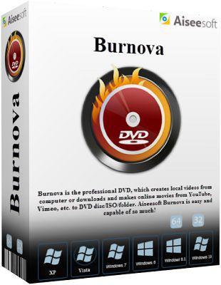 Aiseesoft Burnova v1.3.12 Multilingual inkl.German