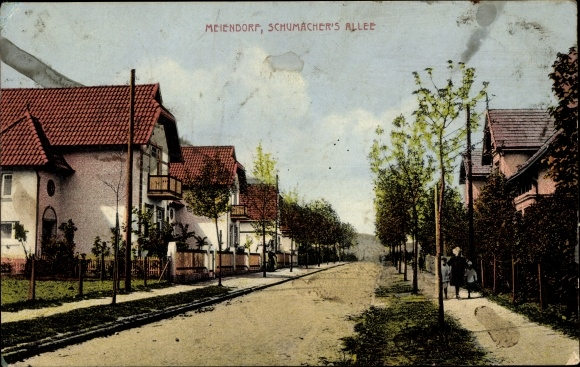 Willkommen in Langenweihla ! - Seite 2 Ak-hamburg-wandsbek1900