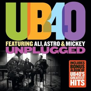 UB40 feat. Ali, Astro & Mickey - Unplugged (2016)
